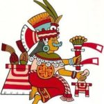 MesoAmerican Goddesses – Chicomecóatl: Goddess of Sustenance {Anne Key}