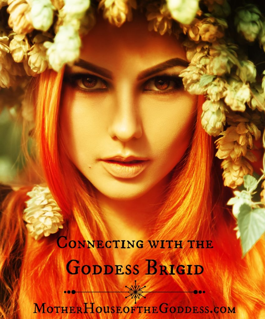 Connecting with the Goddess Brigid Resources and Links MotherHouse of the Goddess