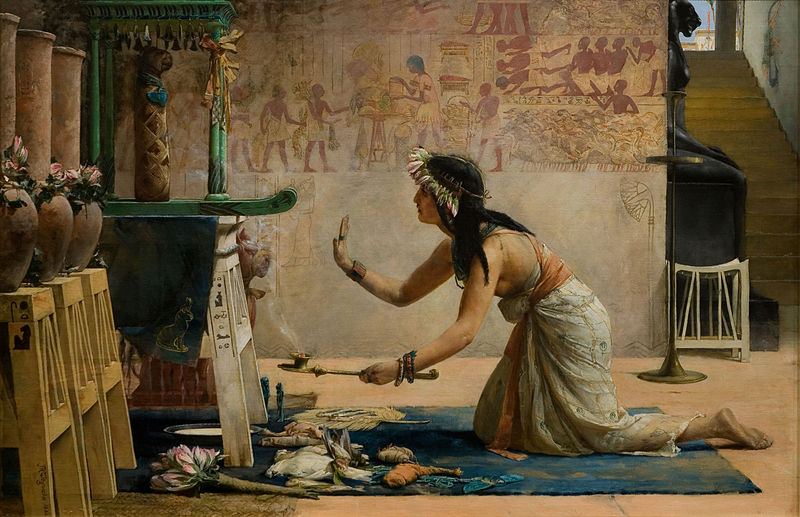 Priestess of Isis - The Art of Ritual by M Isidora Forrest