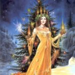 Winter Solstice Invocation by Judith Laura {Rhythms Winter 2015}