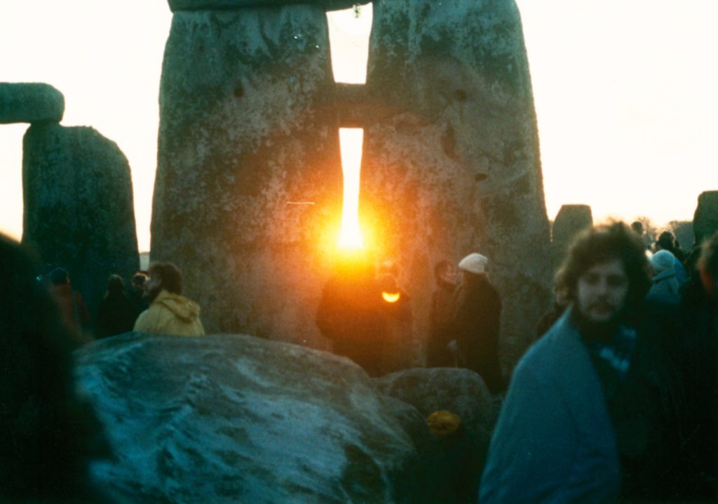Winter Solstice Stonehenge Sunrise
