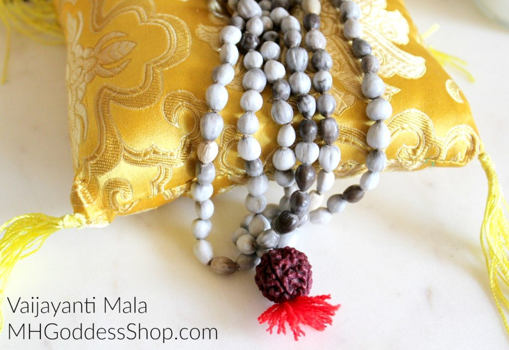 Vaijayanti Mala MotherHouse Goddess Shop