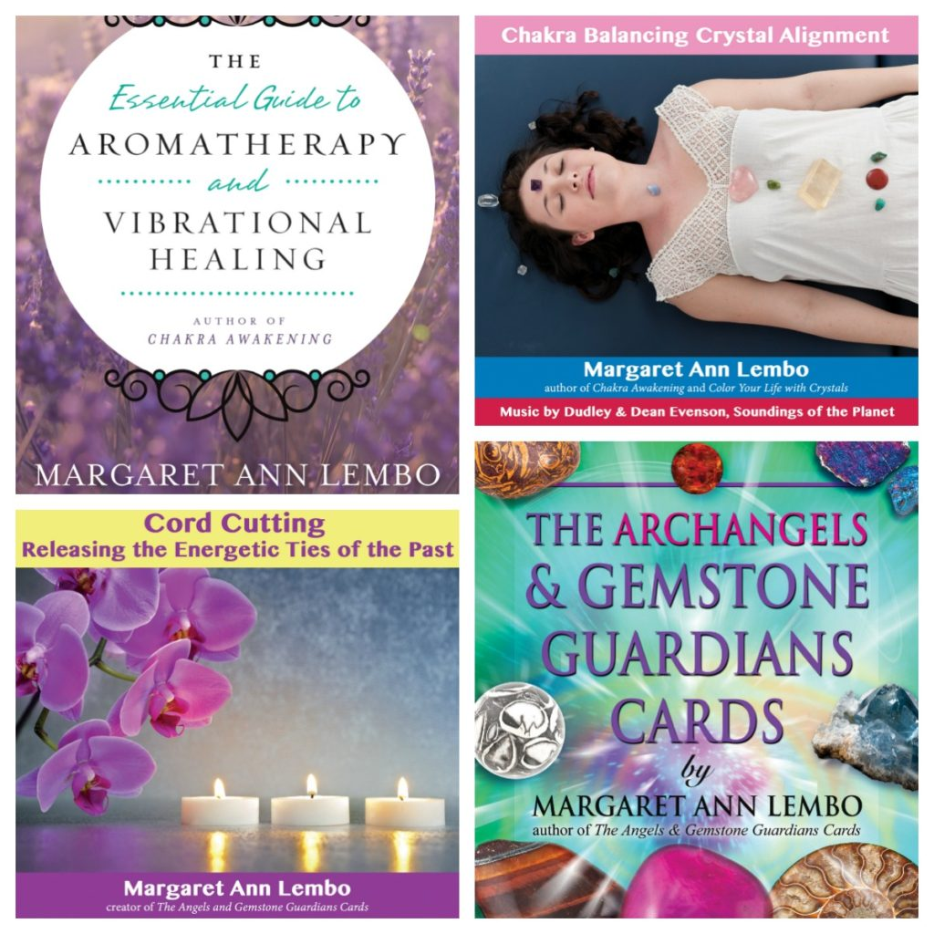 Books and CDs by Margaret Ann Lembo