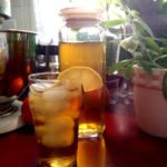 Goddess Flora Sping Herbal Iced Tea by Kim Hageman for MotherHouse of the Goddess