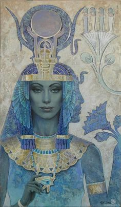 Goddess ISIS from Pinterest
