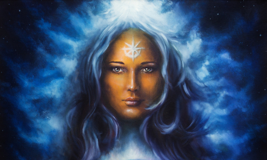 How to Align Ourselves with the Divine Feminine by Demi Fox MotherHouse of the Goddess