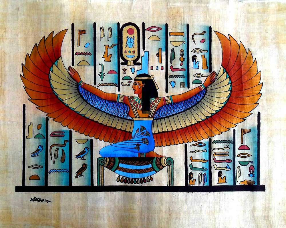 Ritual for Reclaiming the Name of the Goddess Isis by Susan Morgaine Stanley MotherHouse of the Goddess