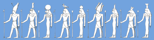 The Ennead of Heliopolis