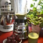 Matcha Green Tea Goddess Smoothie & Baba Yaga as Goddess of Life {Kim Hageman}