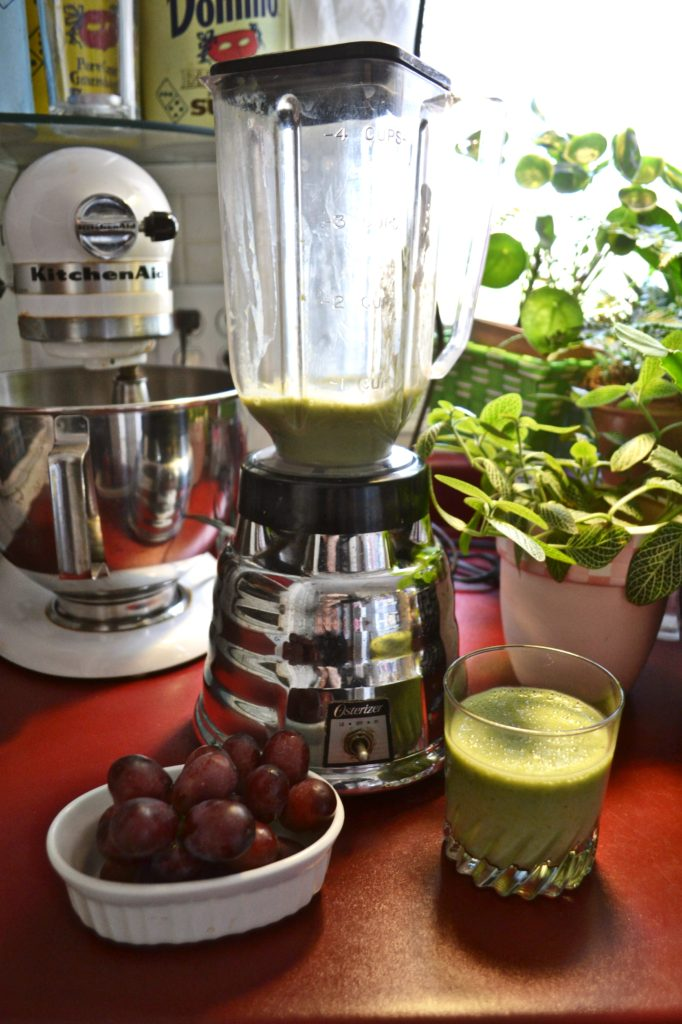 Green Tea Smoothie 2