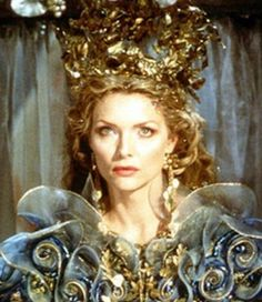 I thought Pfeiffer was awesome as the Faerie Queene, Titania