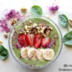 Gratitude and a Heart Chakra Smoothie Bowl {The Hungry Goddess}