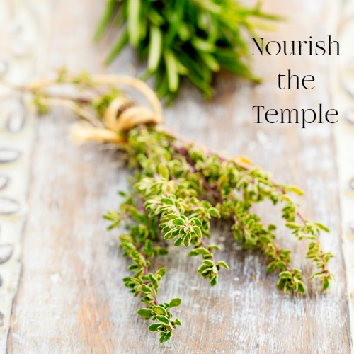 Nourish the Temple MotherRoot May