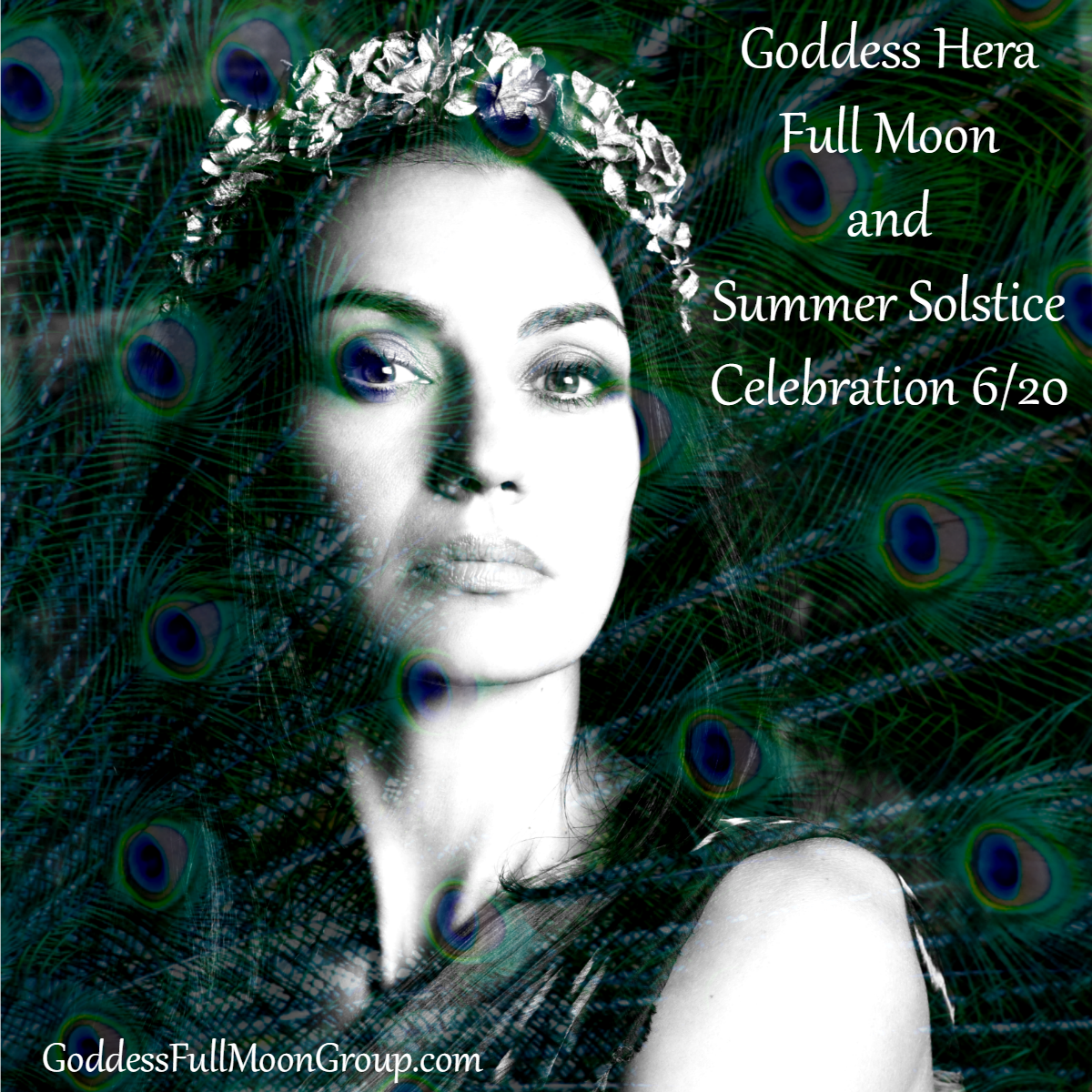 Goddess Full Moon Group Hera June Full Moon and Summer Solstice