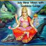 Goddess Ganga Live New Moon Ritual for July with Laura Amazzone
