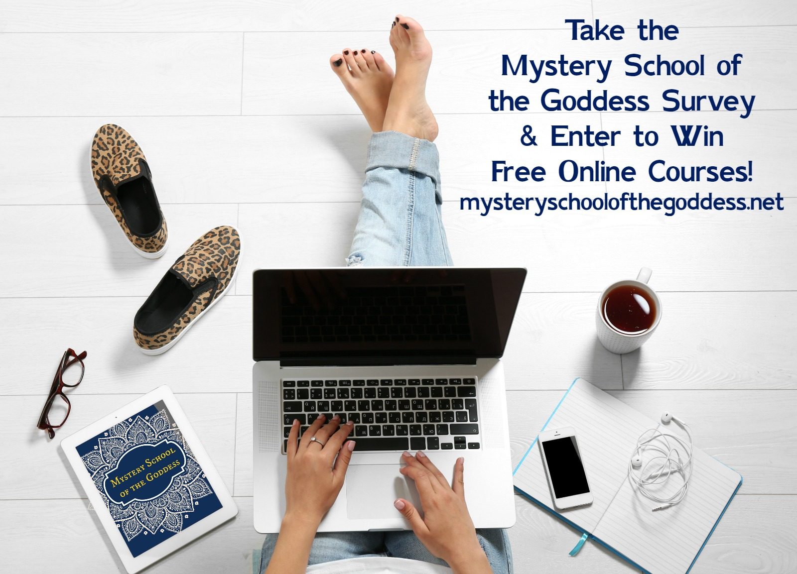 Mystery School of the Goddess Survey 2016