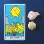 Journey with the Tarot – The Moon Card {Charlotte Elea}