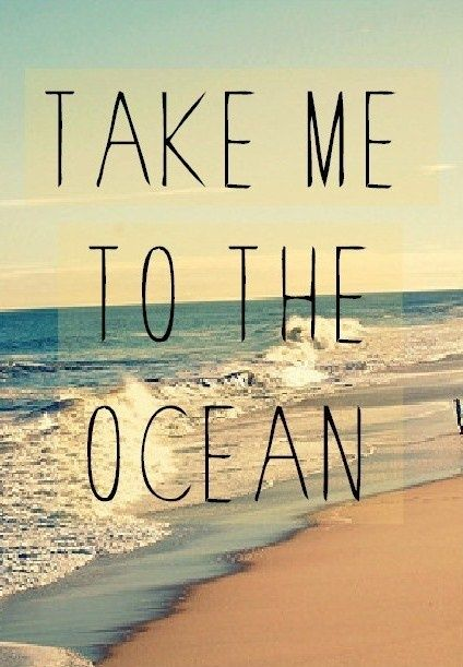 take to the ocean quote