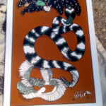 High Priestess Tarot – What Snake Told Me {Kathryn Ravenwood}