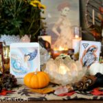 Autumn Equinox Goddess and Oracle Card Reading – Goddess Isis, Changing Woman, Raven, and Firefly