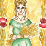 Demeter, Goddess of Agriculture and Grain
