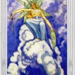 High Priestess Tarot – Queen of Swords {Kathryn Ravenwood}