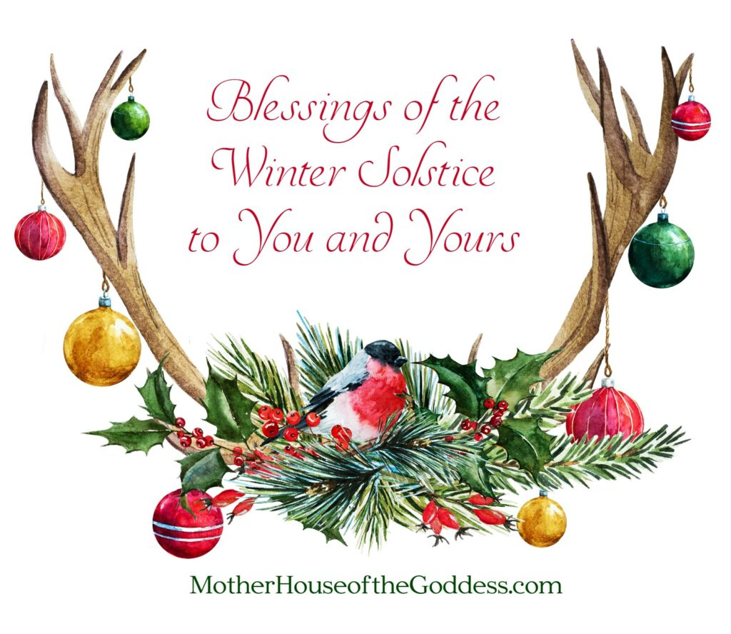 Goddess Feast Days And Updates For December 2016