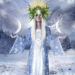The Tradition of the Yule Log {Susan Morgaine}