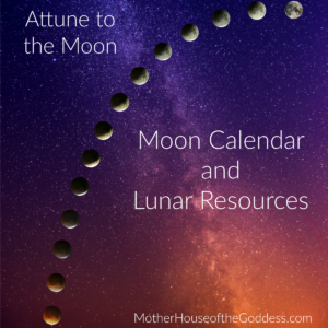 Moon Calendar and Lunar Resources
