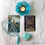 Goddess Full Moon Divination for April 2017 – Goddess Yamuna Devi and Opening to the Fearless Warrior