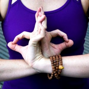 Mudras – Movement, Magic, and Manifestation at Your Fingertips by Kimi Marin