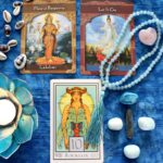 June New Moon in Cancer Divination for Finding Your Flow by Kimberly F. Moore