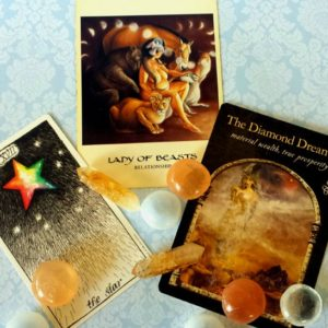 Summer Solstice Divination – A Season of Abundant Manifestation by Brandi Auset