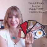 Tarot and Oracle Forecast for October 2017 by Charlotte Elea