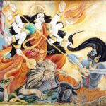 Navratri and the Divine Mother Durga by Laura Amazzone