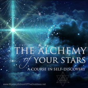 The Alchemy of Your Stars by Renee Starr
