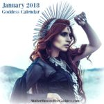 Goddess Calendar and Feast Days for January 2018