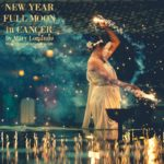 NEW YEAR Full Moon in Cancer on January 1 by Mary Lomando