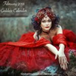 Goddess Calendar and Feast Days for February 2018