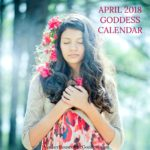 Goddess Calendar and Feast Days for April 2018