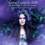 SPRING EQUINOX RITUAL MEDITATION with KIMBERLY MOORE