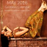 Goddess Calendar and Feast Days for May 2018