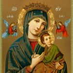 Our Lady of Perpetual Help – Mother Mary June Devotion by Kimberly F. Moore