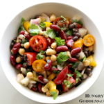 Summer Three Bean Salad for the Root Chakra by Kimberly Moore – Hungry Goddess