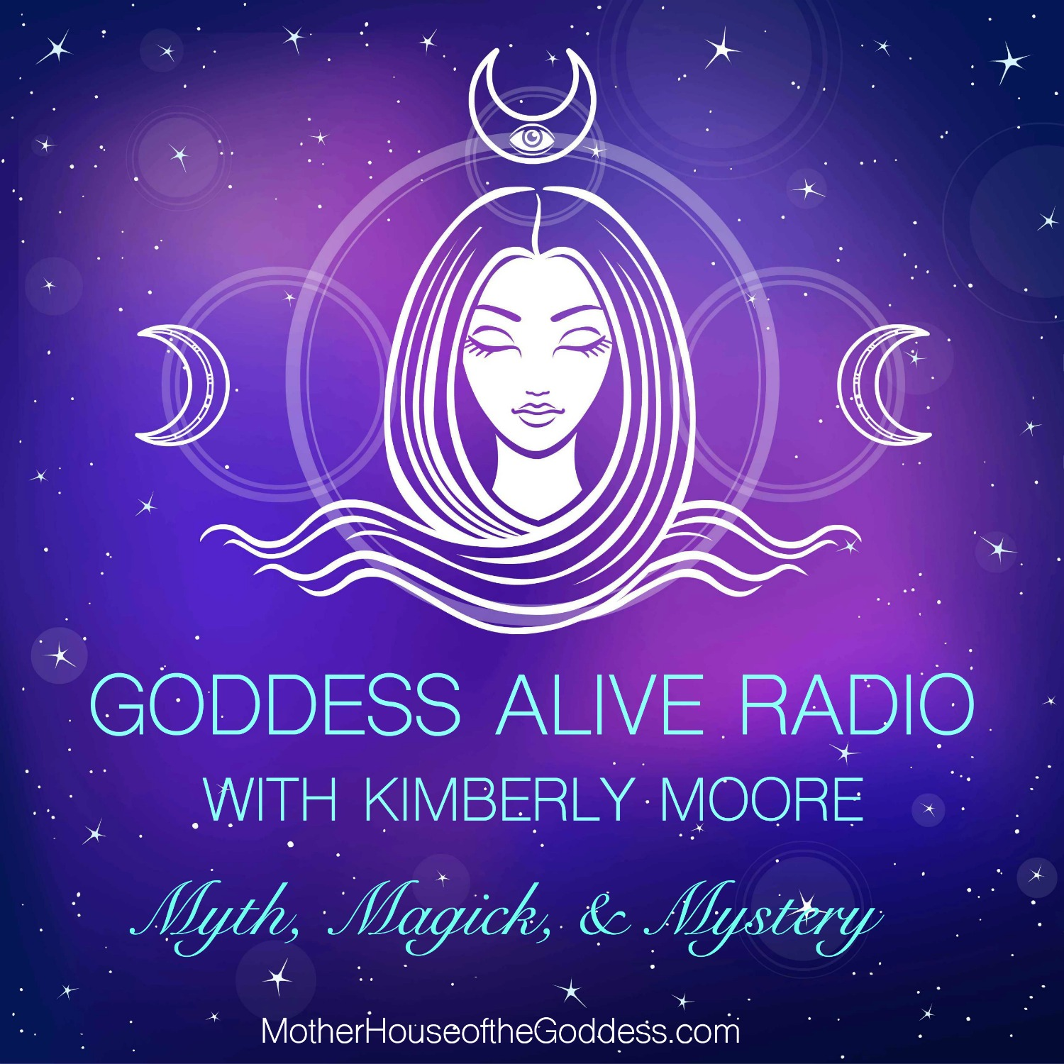 Goddess Alive Radio Podcasts