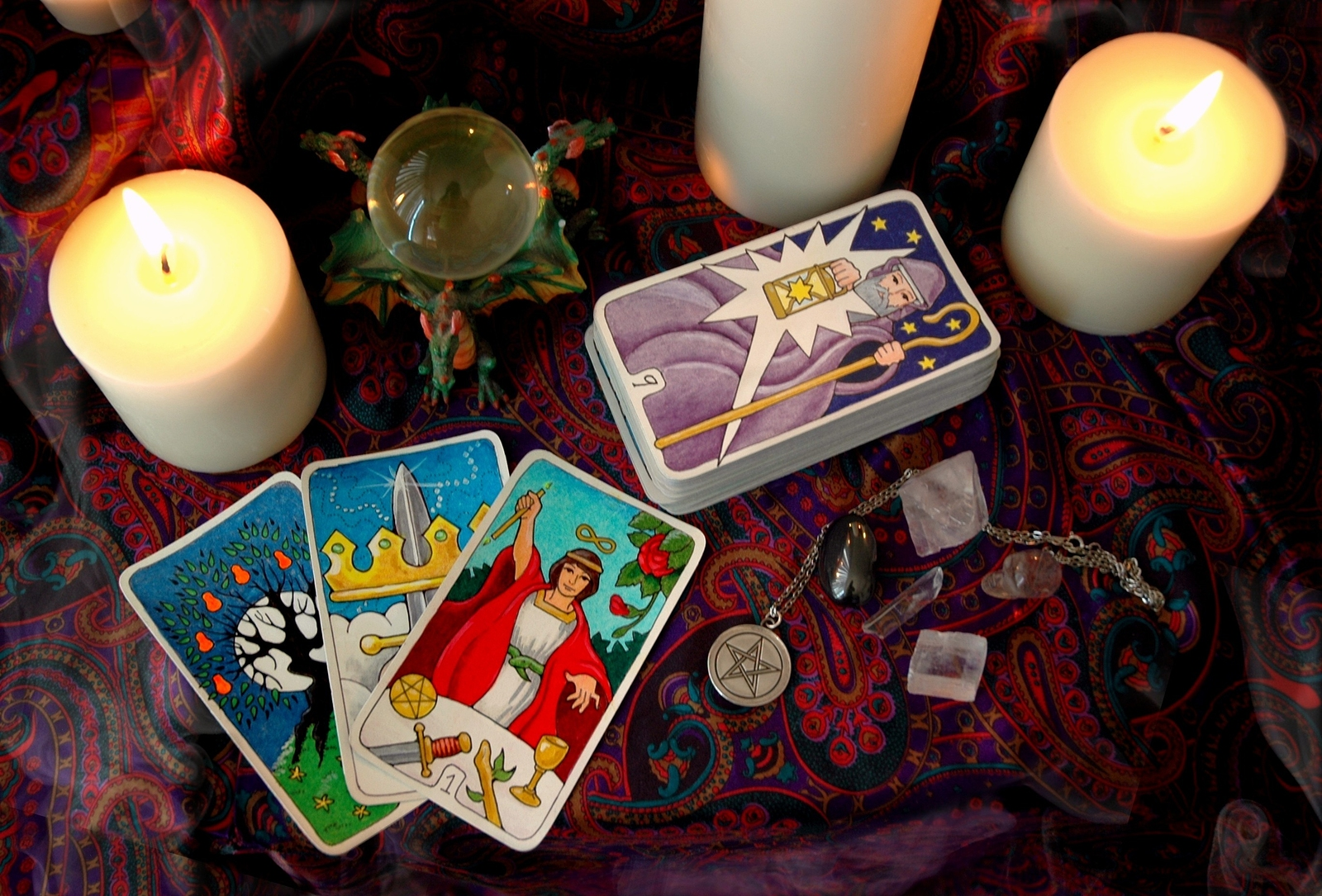 13 Creative Ways to Use Tarot and Oracle Cards by Kimberly Moore