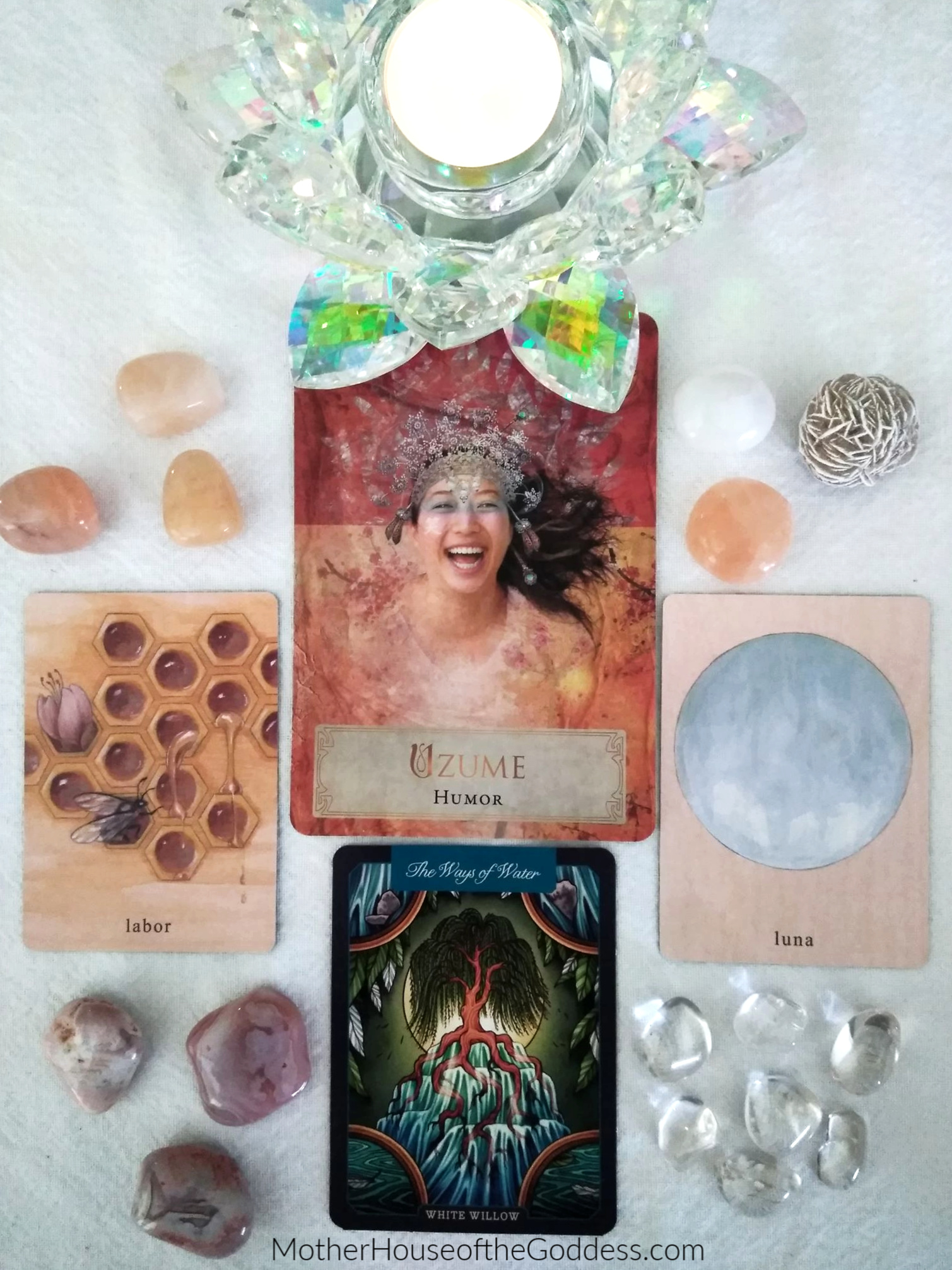 FULL MOON IN SCORPIO DIVINATION – MAY 2019 by Kimberly Moore