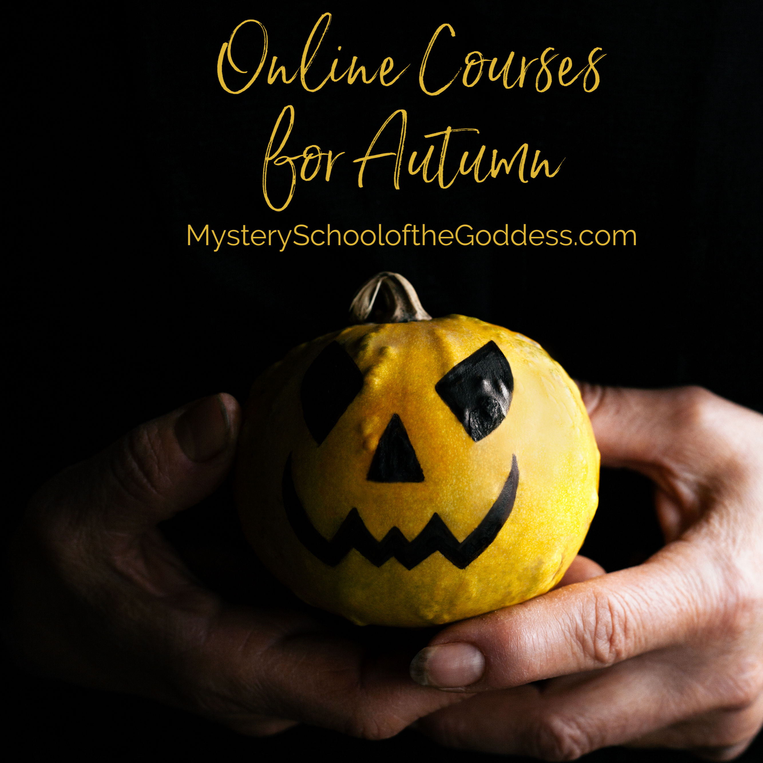 Online Courses For Autumn Mystery School Of The Goddess